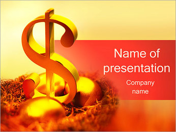 Investment PowerPoint Template