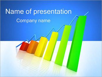 Crescita aziendale I pattern delle presentazioni del PowerPoint