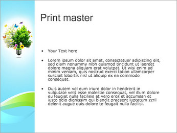 Eco Concept PowerPoint Template