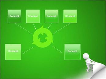 Nova Página Modelos de apresentações PowerPoint - Slide 10