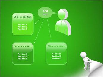 Nova Página Modelos de apresentações PowerPoint - Slide 12