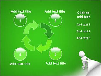 Nova Página Modelos de apresentações PowerPoint - Slide 14
