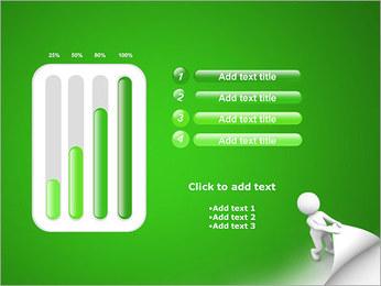 Nova Página Modelos de apresentações PowerPoint - Slide 18