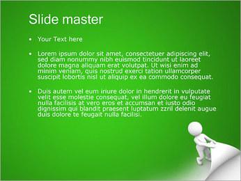 Nova Página Modelos de apresentações PowerPoint - Slide 2