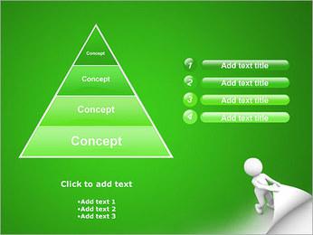 Nova Página Modelos de apresentações PowerPoint - Slide 22