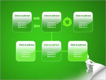 Nova Página Modelos de apresentações PowerPoint - Slide 23
