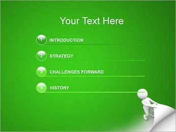 Nova Página Modelos de apresentações PowerPoint - Slide 3