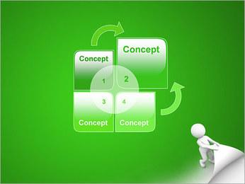 Nova Página Modelos de apresentações PowerPoint - Slide 5
