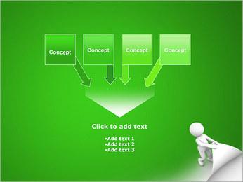 Nova Página Modelos de apresentações PowerPoint - Slide 8
