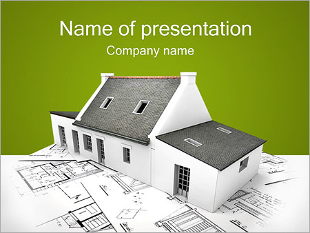architecture powerpoint template backgrounds google slides id