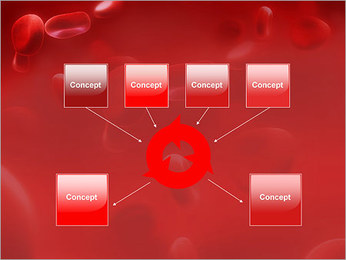 Red Blood Cells PowerPoint Templates - Slide 10