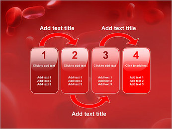 Red Blood Cells PowerPoint Template - Slide 11