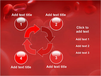 Red Blood Cells PowerPoint Templates - Slide 14