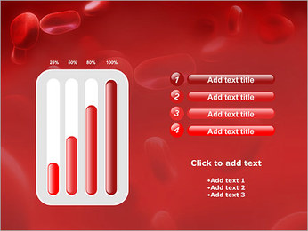 Red Blood Cells PowerPoint Template - Slide 18