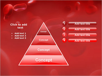 Red Blood Cells PowerPoint Template - Slide 22