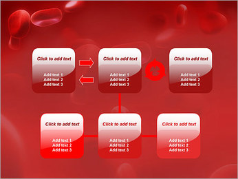 Red Blood Cells PowerPoint Template - Slide 23