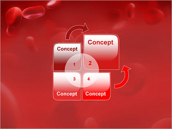 Red Blood Cells PowerPoint Templates - Slide 5