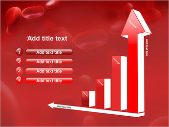 Red Blood Cells PowerPoint Templates - Slide 6