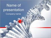 DNA Strand PowerPoint Templates