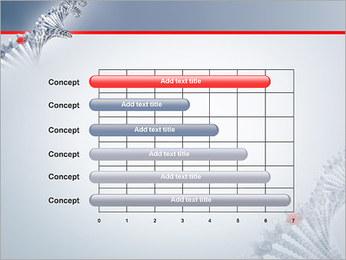 Brin d'ADN Modèles des présentations  PowerPoint - Diapositives 17