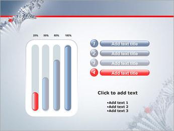 Brin d'ADN Modèles des présentations  PowerPoint - Diapositives 18