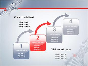 Brin d'ADN Modèles des présentations  PowerPoint - Diapositives 20