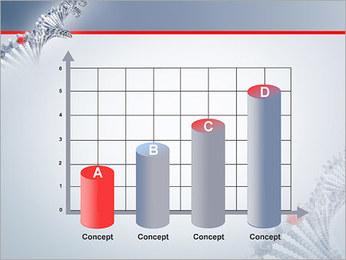 Brin d'ADN Modèles des présentations  PowerPoint - Diapositives 21