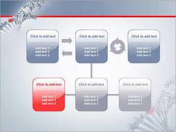 Brin d'ADN Modèles des présentations  PowerPoint - Diapositives 23