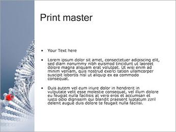 Brin d'ADN Modèles des présentations  PowerPoint - Diapositives 24
