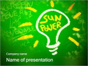Sun Power PowerPoint Templates