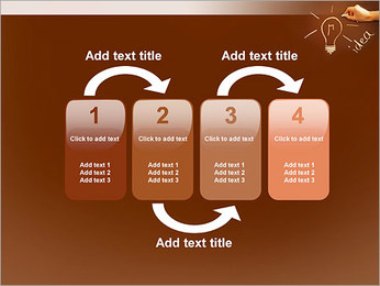 Hand Drawing Idea PowerPoint Templates - Slide 11
