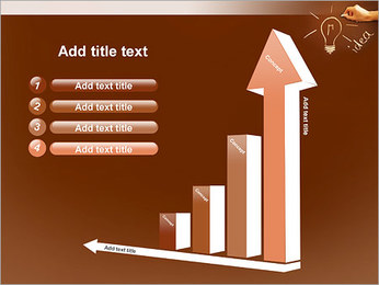 Hand Drawing Idea PowerPoint Templates - Slide 6