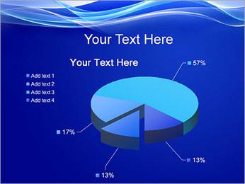 Vagues dynamiques Modèles des présentations  PowerPoint - Diapositives 19