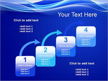 Vagues dynamiques Modèles des présentations  PowerPoint - Diapositives 20