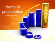 Coins Diagram PowerPoint Templates