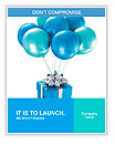 3d shiny ballons Word Templates