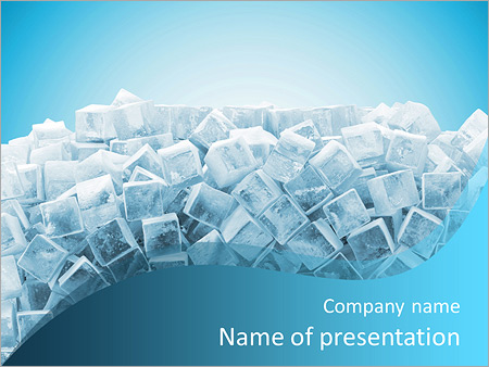 Ice cubes abstract background with place for your text powerpoint ice cubes abstract background with place for your text powerpoint templates toneelgroepblik Gallery