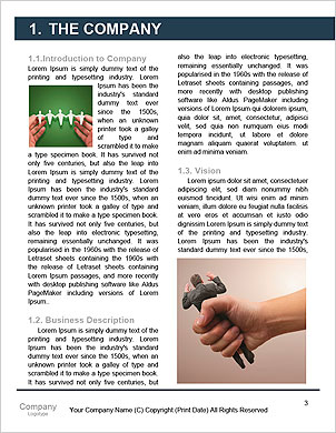 Un homme d'affaires Lâcher de paperasse dans une tempête Les clichés de dictionnaire - Page 3