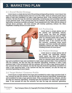 Un homme d'affaires Lâcher de paperasse dans une tempête Les clichés de dictionnaire - Page 8