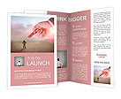 I Choose You - People in business concept Brochure Templates