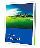 Golf course Presentation Folder