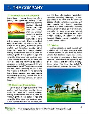 Поле для гольфа Словарные шаблоны - Страница 3