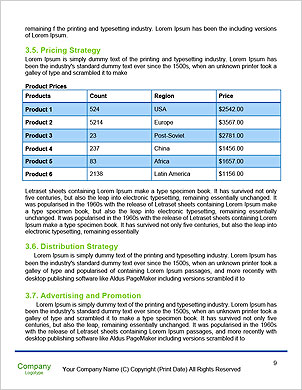 Поле для гольфа Словарные шаблоны - Страница 9