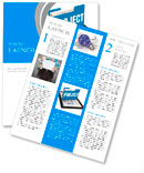 Business project concept Newsletter Templates