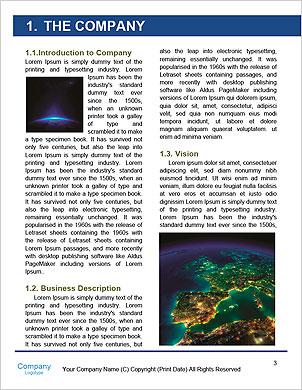 Terra do planeta com nascer do sol sobre os países europeus (Elementos desta imagem equipada pela NASA-eart  Modelos lexicai - Página 3