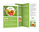 Diet and nutrition Brochure Templates