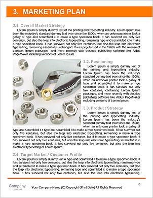Механика инструменты набор, изолированных на белом фоне Словарные шаблоны - Страница 8