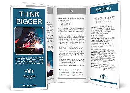 welder brochure template design id 0000010144 smiletemplates com