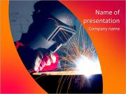 Welding powerpoint template smiletemplates welder powerpoint templates pronofoot35fo Choice Image