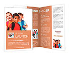 Kids ready back to school Brochure Templates